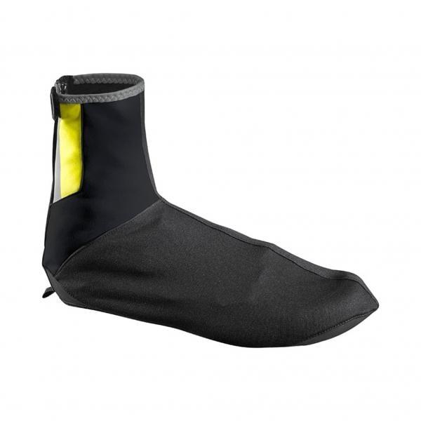 Cubrezapatillas MAVIC VISION Negro/Amarillo