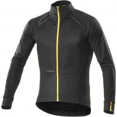 Maillot MAVIC COSMIC PRO WIND Manches Longues Noir