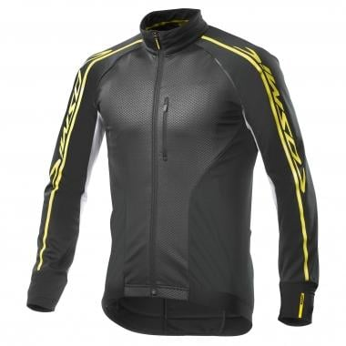 Chaqueta MAVIC COSMIC ELITE THERMO Negro/Blanco 2016