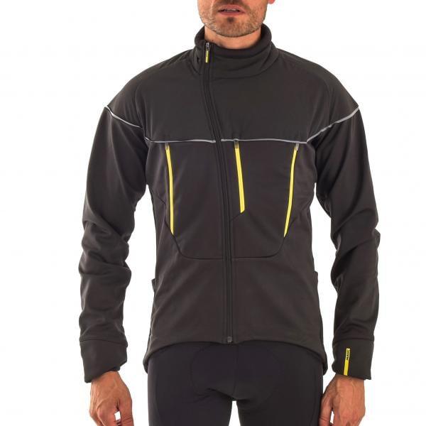 MAVIC KSYRIUM PRO THERMO Jacket Black 2016 - Probikeshop c8e6077fab