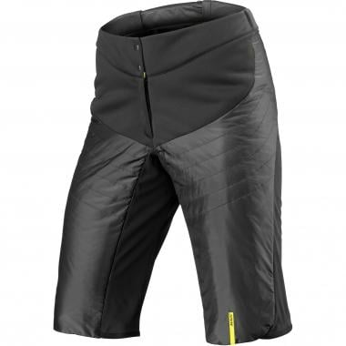 Pantaloni Corti MAVIC KSYRIUM ELITE INSULATED BAGGY Donna Nero 2016