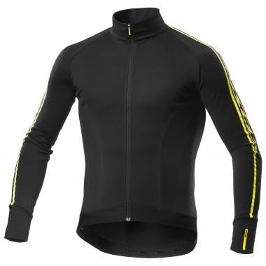Maillot MAVIC COSMIC ELITE THERMO Manches Longues Noir 2016
