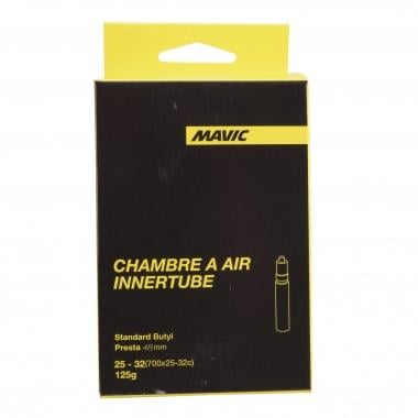 Chambre à Air MAVIC ROAD TUBE 700x25/32c Presta 48 mm