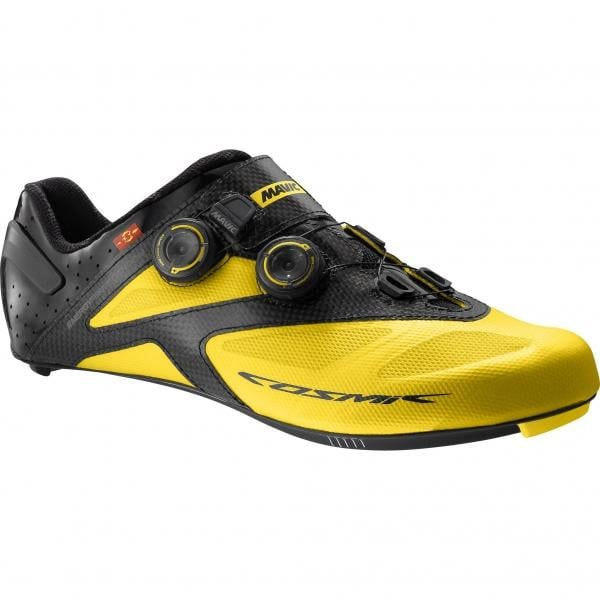 chaussures route mavic cosmic ultimate maxi fit jaune 2017 probikeshop. Black Bedroom Furniture Sets. Home Design Ideas