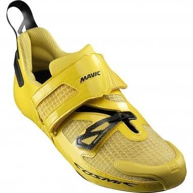 aecdb005ae0 MAVIC COSMIC ULTIMATE TRI Triathlon Shoes Yellow