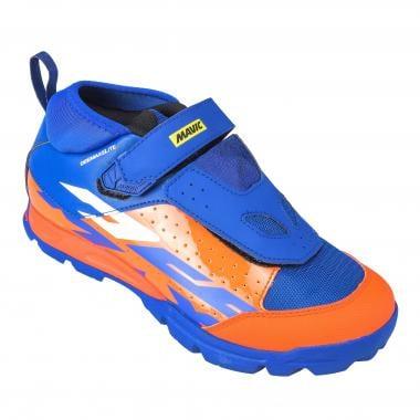 Zapatillas MTB MAVIC DEEMAX ELITE Naranja/Azul 2017