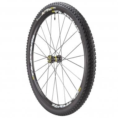 "Roda Dianteira MAVIC CROSSRIDE PULSE 29"" Eixo 15x110 mm Boost + Pneu Pulse 2,1"" Preto"