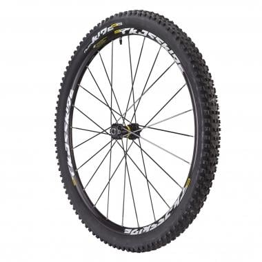 "Roda Dianteira MAVIC CROSSRIDE LIGHT 29"" Eixo 15x110 mm Boost + Pneu Quest 2,25"" Preto"