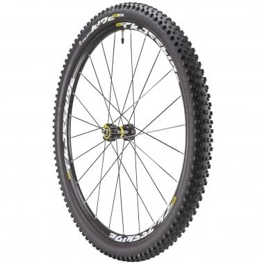 "Roda Dianteira MAVIC CROSSRIDE QUEST 29"" Eixo 15x110 mm Boost + Pneu Quest 2,35"" Preto"