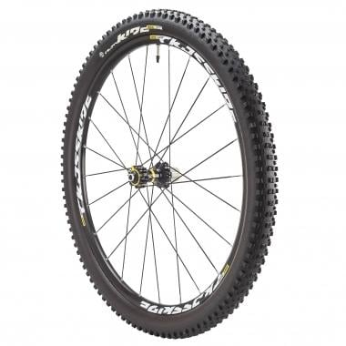 "Roda Traseira MAVIC CROSSRIDE UST QUEST 29"" Eixo 12x148 mm Boost + Pneu Quest 2,35"" Preto"