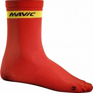 Chaussettes MAVIC COSMIC HIGH Rouge 2017