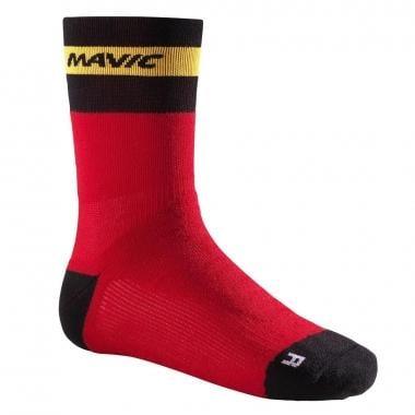 Calcetines MAVIC KSYRIUM MERINO Rojo 2017