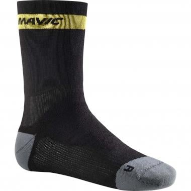 Meias MAVIC KSYRIUM ELITE THERMO Preto 2017