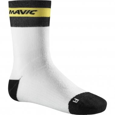 Meias MAVIC KSYRIUM ELITE THERMO Branco 2017