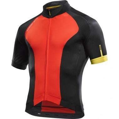 Maillot MAVIC COSMIC ELITE Manches Courtes Rouge 2017
