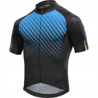 Maillot MAVIC COSMIC GRAPHIC Manches Courtes Bleu 2017
