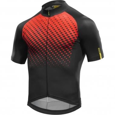 Maillot MAVIC COSMIC GRAPHIC Manches Courtes Rouge 2017