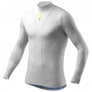 Camiseta interior MAVIC COLD RIDE Mangas largas Blanco