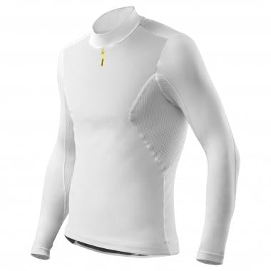 Camiseta interior  MAVIC WIND RIDE Mangas largas Blanco