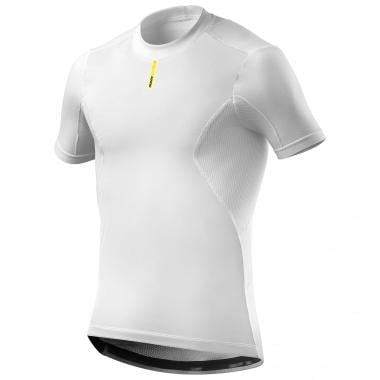 Camiseta interior MAVIC WIND RIDE Mangas cortas Blanco