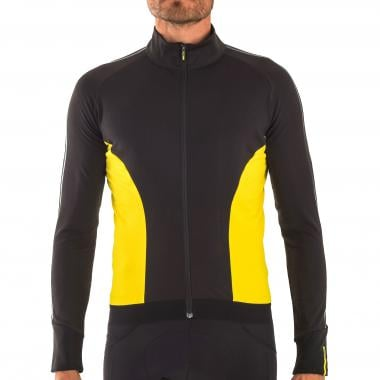 Maillot MAVIC COSMIC ELITE THERMO Mangas largas Negro