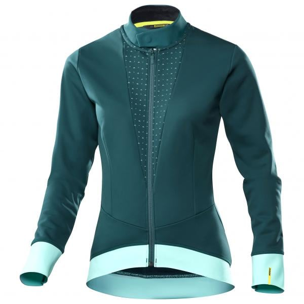 Mavic Vert Sequence Thermo Femme 2017 Veste Probikeshop qwSCdq