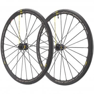 0b2f52cec0c MAVIC KSYRIUM PRO UST DISC 700x25c Clincher Wheelset (Center Lock)