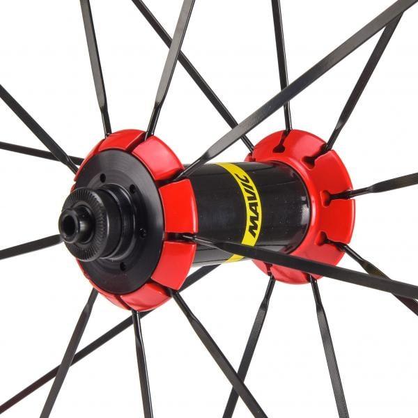 aedd5ca0ec3 MAVIC KSYRIUM ELITE UST 700x25c Clincher Wheelset Red 2018 - Probikeshop