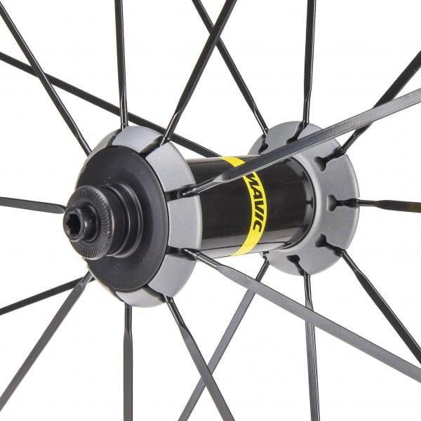 c795a34b560 MAVIC KSYRIUM ELITE UST 700x25c Clincher Front Wheel 2018 - Probikeshop