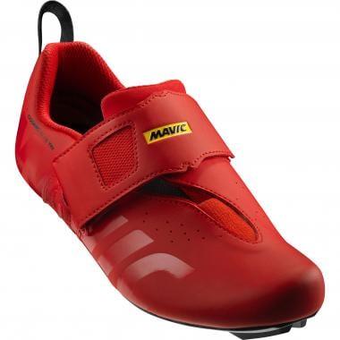 Sapatos de Triatlo  MAVIC COSMIC ELITE TRI Vermelho