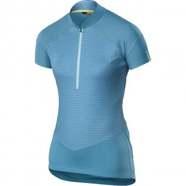 MAVIC SEQUENCE GRAPHIC Women s Short-Sleeved Jersey Blue 2018 1b424fe7f