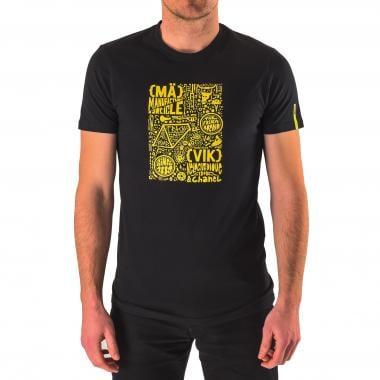 T-Shirt MAVIC BRAIN Nero