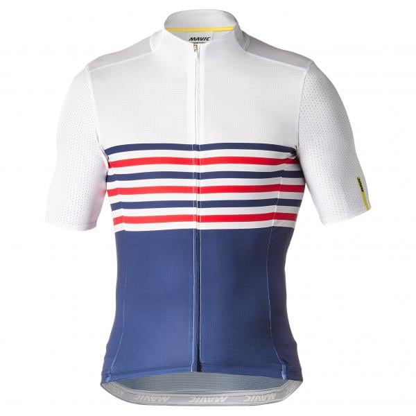 MAVIC COSMIC Short-Sleeved Jersey La France Limited Edition 2018 ... 1c46b358e