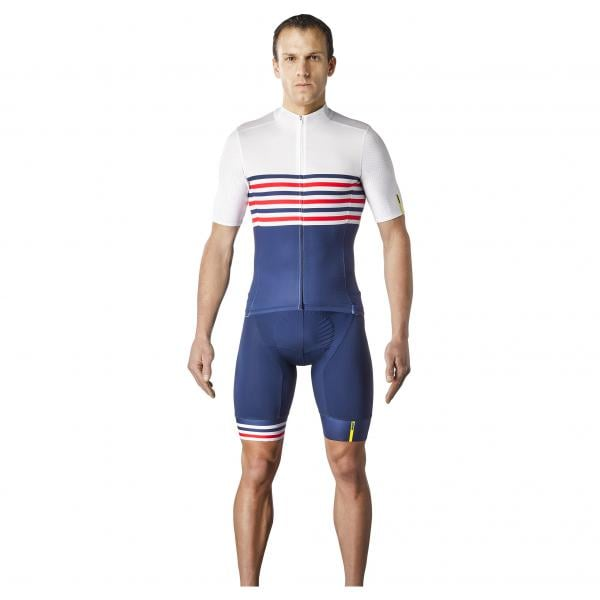 MAVIC COSMIC Short-Sleeved Jersey La France Limited Edition 2018 -  Probikeshop 3be77b90e
