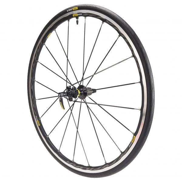 89fe30ff127 MAVIC KSYRIUM ELITE UST 700x25c Clincher Rear Wheel Black 2019 ...