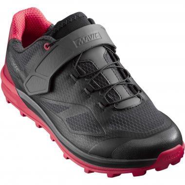 Chaussures VTT MAVIC ECHAPPEE TRAIL ELITE Femme Noir/Rouge