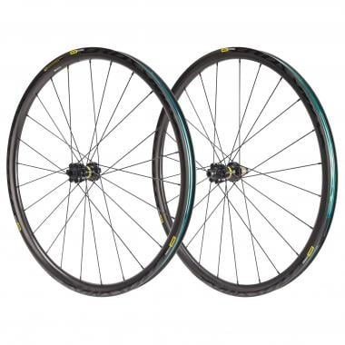 "MAVIC CROSSMAX ELITE CARBON 29"" Wheelset 9/15 mm Front Axle - 9/12x135/12x142 mm Rear Axle 2020"