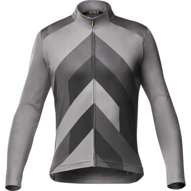 Maillot MAVIC COSMIC GRAPHIC Manches Longues Gris 2019