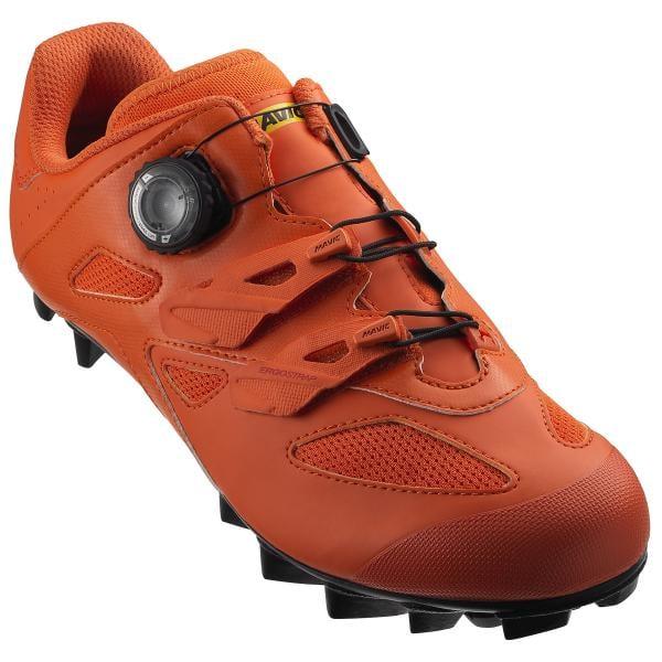 MAVIC CROSSMAX ELITE MTB Shoes Orange