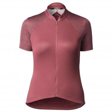 Maillot MAVIC SEQUENCE GRAPHIC Femme Rose