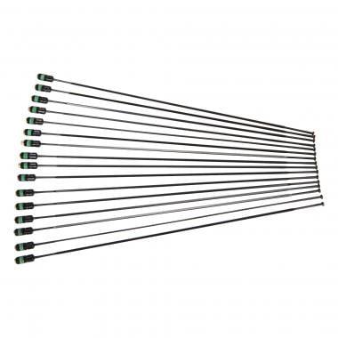 "Kit 16 Rayons MAVIC DEEMAX 27,5"" Arrière Drive Side 278,5 mm #LV2380600"