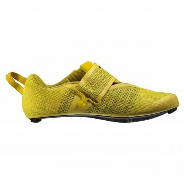 Chaussures Triathlon Mavic ULTIMATE TRI Jaune 2021