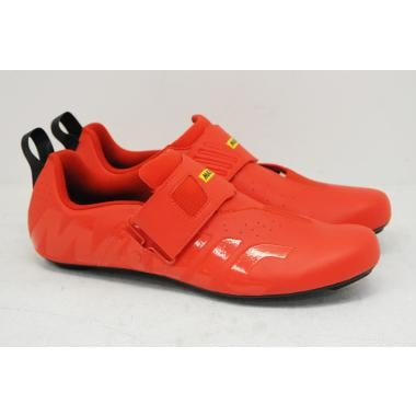 CDA - Chaussures Triathlon MAVIC COSMIC ELITE TRI Rouge - Taille 46 2/3