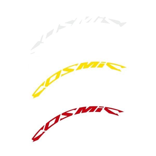 Mavic cosmic stickers