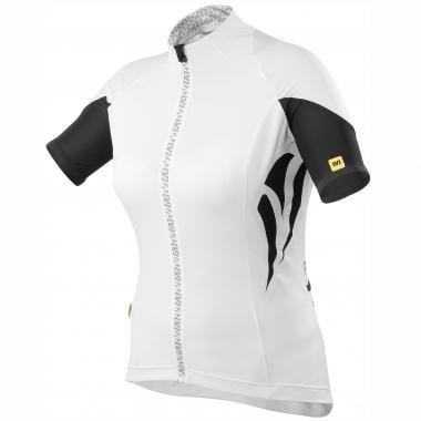 MAVIC VENTOUX Women's Short-Sleeved Jersey White/Black