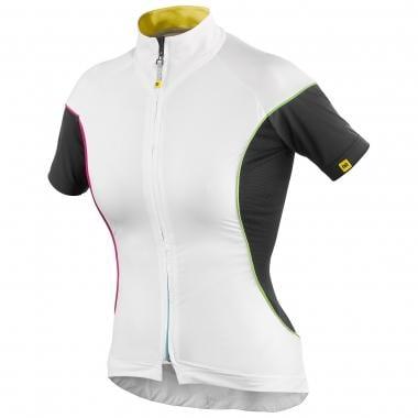 MAVIC BELLISSIMA Women's Short-Sleeved Jersey White/Black