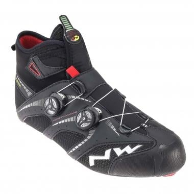 Zapatillas Carretera NORTHWAVE EXTREME ROAD WINTER GTX Negro