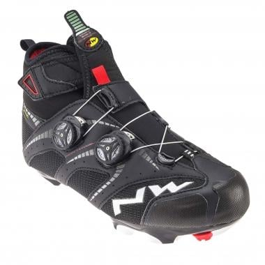 Zapatillas MTB NORTHWAVE EXTREME MTB WINTER GTX Negro