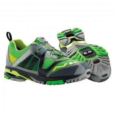 Chaussures VTT NORTHWAVE EXPLORER GTX Gris/Vert