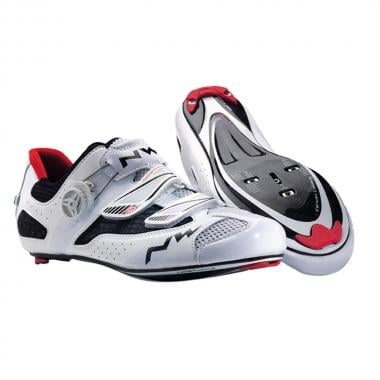 NORTHWAVE GALAXY Road Shoes White